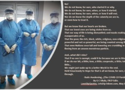 Rude Awakening The COVID-19 Pandemic